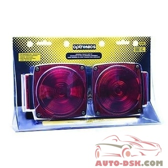 Optronics Universal Trailer Light Kit - part #TL8RK/TL11RK