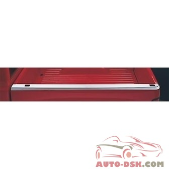 Putco Bed Cap, Stainless Steel Skin, With Stake Pocket cutouts, Chevrolet CK / Silverado Short Box - part #59563