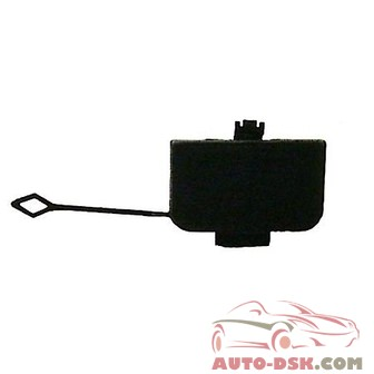 AAP Aftermarket Recyc Tow Hook Cover - part #BM1029103