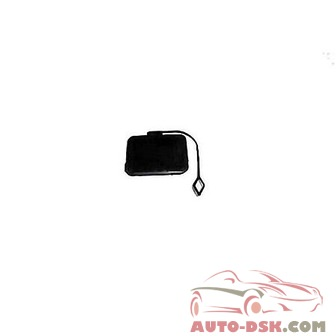 AAP Aftermarket Recyc Tow Hook Cover - part #BM1029105