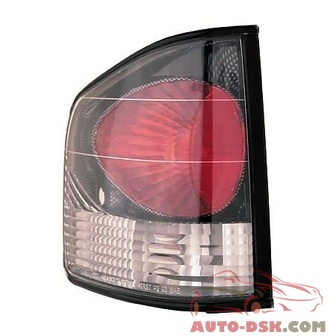 APC Taillight Lamp Assembly - Custom - part #404112TLCF