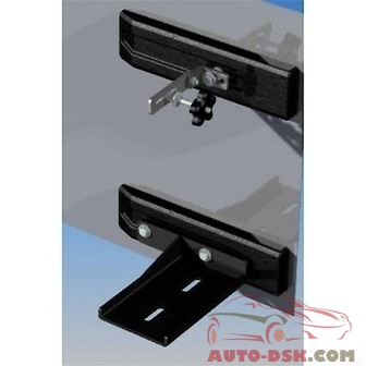 Rampage High Lift Jack Mount - part #86612