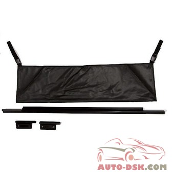 Rampage Tailgate Bar Kit, Black - part #77015