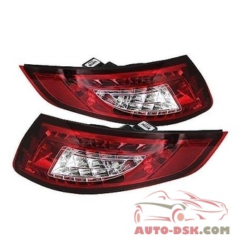 Spyder Auto LED Taillights - part #5037978